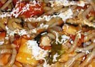 Pasta di casa - pasta i' manu - Calabria