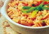 photo Malloreddus - Gnocchetti sardi (ricetta base) - Ricette di cucina italiana: Pasta, riso, gnocchi, polenta, fregola e cuscus - Sardegna