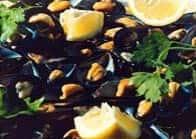 photo Cozze alla olbiese - Ricette di cucina italiana: Antipasti - Sardegna