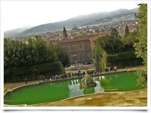 Photo Giardino di Boboli - Firenze