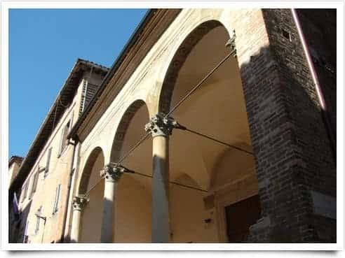 Photo Ex Ospedale Santa Maria della Misericordia - Urbino