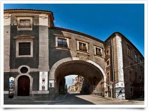 Photo Monastero San Benedetto - Catania