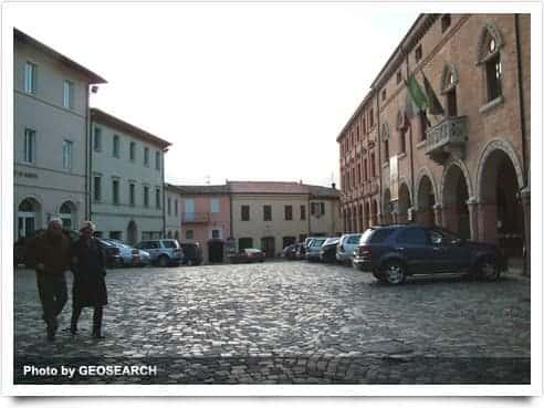 Photo Piazza Malatesta - Verucchio