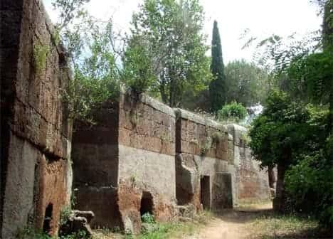 Photo Necropoli della Banditaccia - Cerveteri