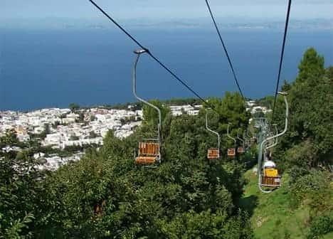 Photo Monte Solaro - Cetrella - Anacapri