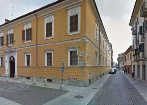 Photo Palazzo Inviziati, sede vescovile - Alessandria