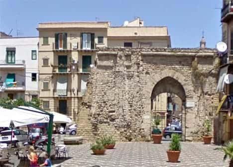 Photo Porta Sant'Agata - Palermo