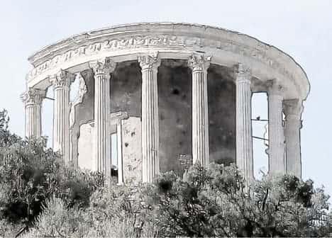 Photo Tempio di Vesta - Tivoli
