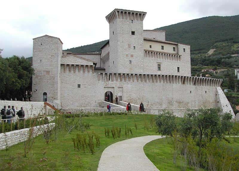 Rocca Flea | Gualdo Tadino - Umbria