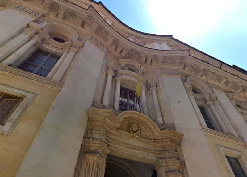Photo Palazzo di Propaganda Fide - Roma