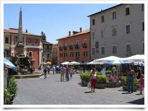 Photo Piazza dell'Obelisco