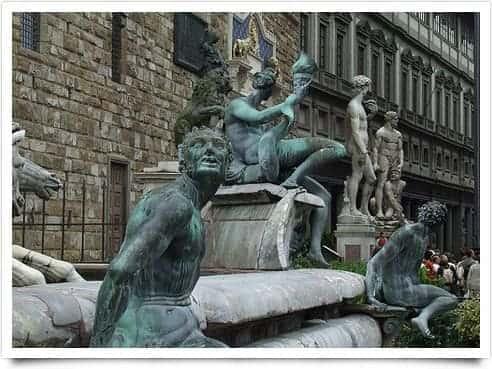 Photo Piazza della Signoria - Firenze