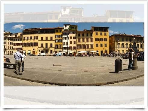 Photo Piazza Santa Croce - Firenze