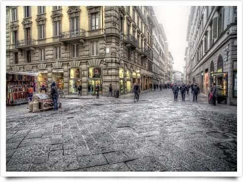Photo Via dei Calzaiuoli