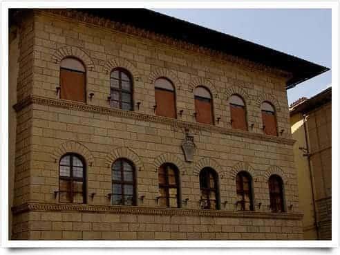 Photo Palazzo Antinori