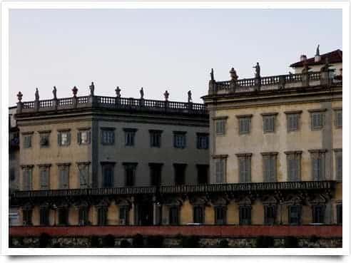 Photo Palazzo Corsini - Firenze