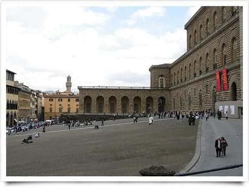 Photo Palazzo Pitti - Firenze