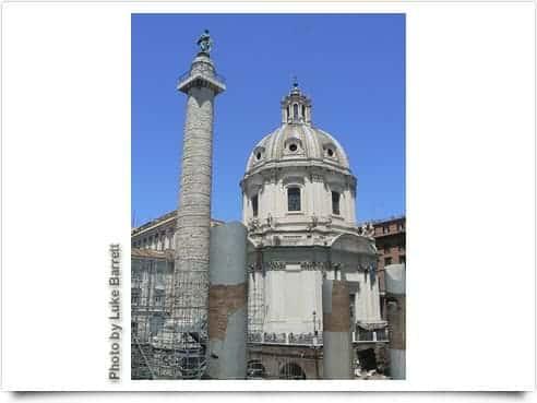 Photo Colonna Traiana - Roma
