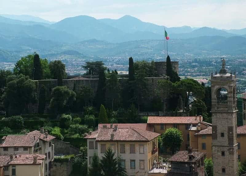 Photo La Rocca di Bergamo