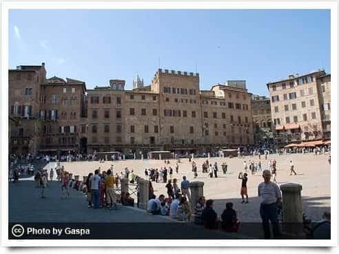 Photo Piazza del Campo - Siena