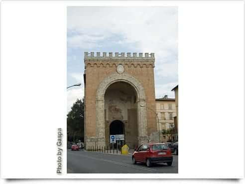 Photo Antiporto di Camollia - Siena