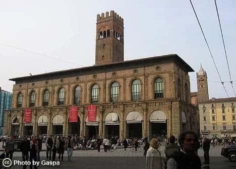 Photo Palazzo del Podestà - Bologna