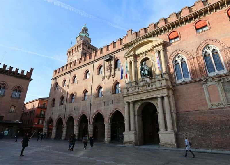 Photo Palazzo d'Accursio o Palazzo Comunale - Bologna