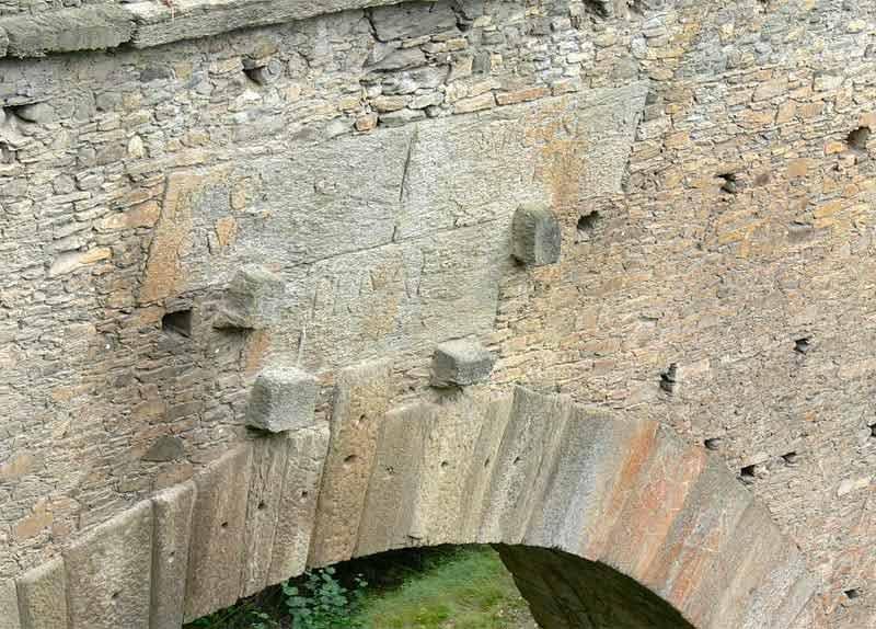 Photo Pont d'Aël - Aymavilles