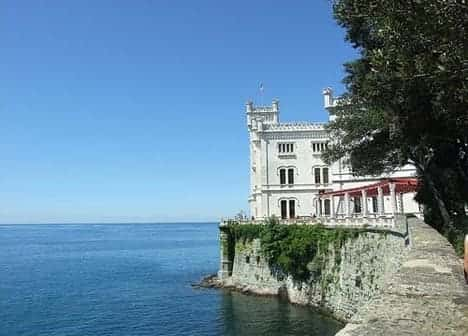 Photo Castello di Miramare - Trieste