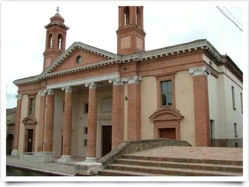 Photo Ex Ospedale di San Camillo - Comacchio