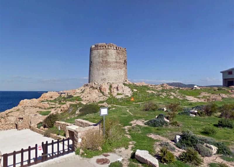Photo Torre Aragonese dell'Isola Rossa - Isola Rossa