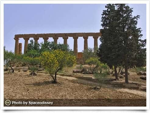 Photo Tempio di Giunone