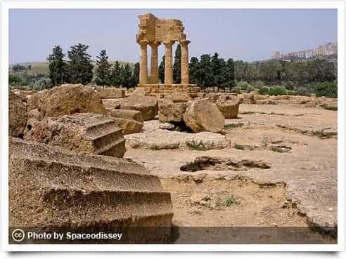 Photo Tempio dei Dioscuri o di Castore e Polluce - Agrigento