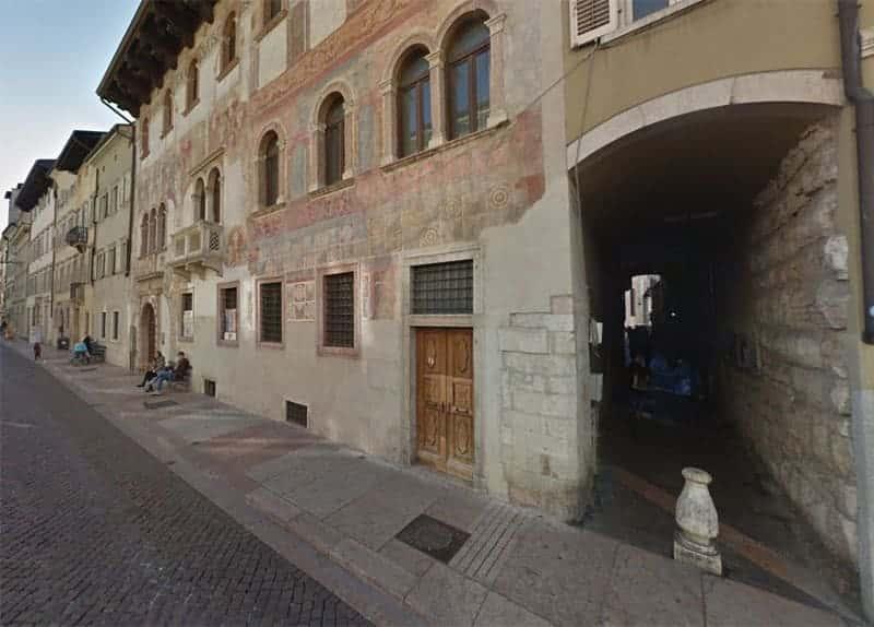 Photo Palazzo Alberti Quetta Colico