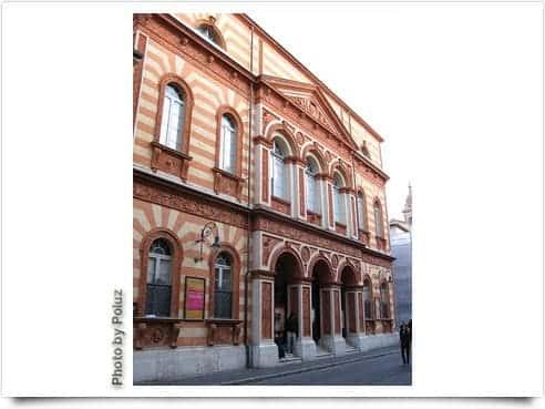 Photo Teatro Giuseppe Borgatti