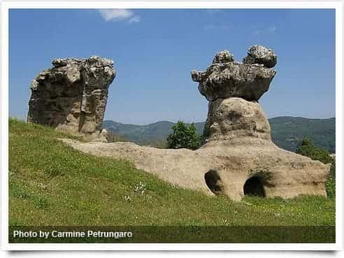 Photo L'Elefante di Campana e il sito dell'Incavallicata