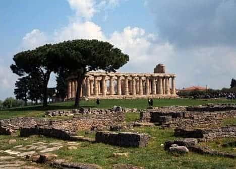 Photo Scavi di Paestum
