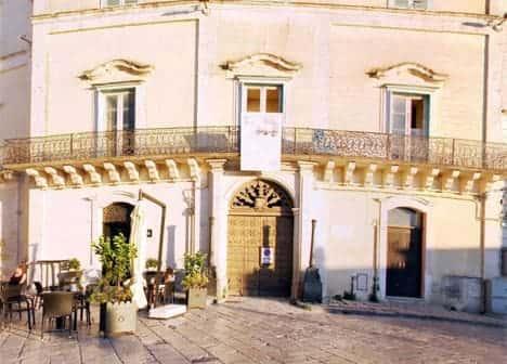 Photo Palazzo Malvinni Malvezzi - Matera