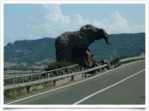 Photo Rock of the Elephant - Castelsardo