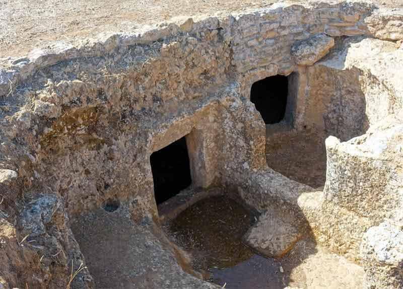 Photo Necropoli di Anghelu Ruju