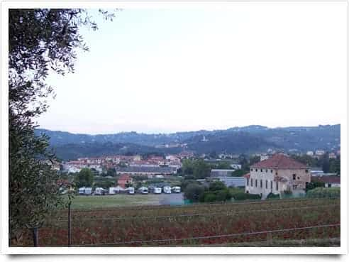 Photo Area camper Al Roseto - Diano Castello