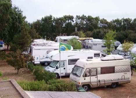Photo Area sosta camper La Pineta - Stintino