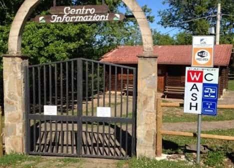 Photo Area sosta camper Parco Gallipoli Cognato - Accettura