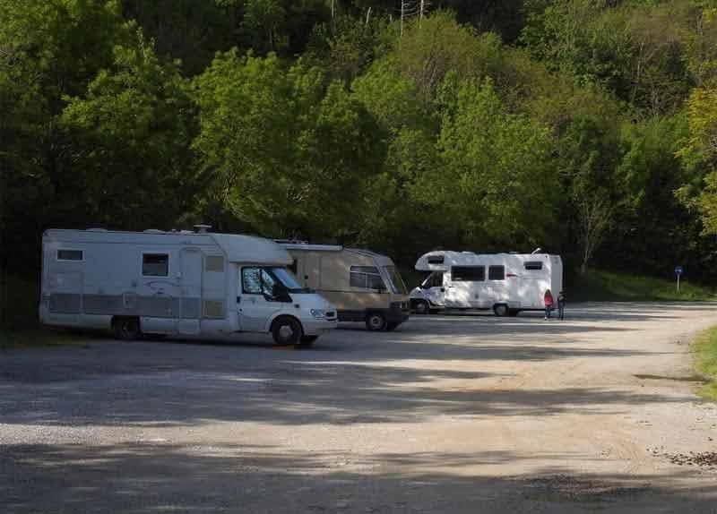 Photo Area sosta camper San Marino - P13 - Borgo Maggiore