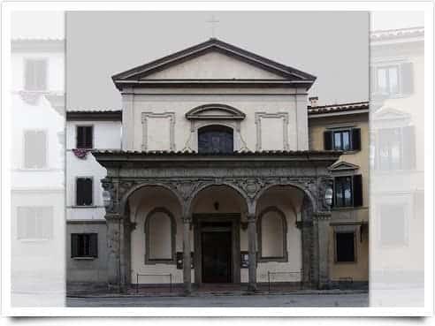 Photo Chiesa della Madonna della Tosse - Firenze