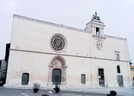 Photo Chiesa di Santa Maria della Tomba - Sulmona