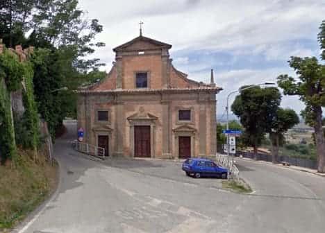 Photo Chiesa di Santa Maria Regina o di Santa Lucia - Panicale