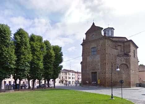 Photo Chiesa di Sant'Andrea - Gualtieri