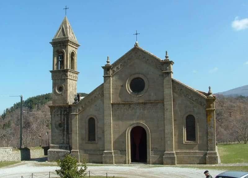 Photo Pieve di Santa Maria a Lamula