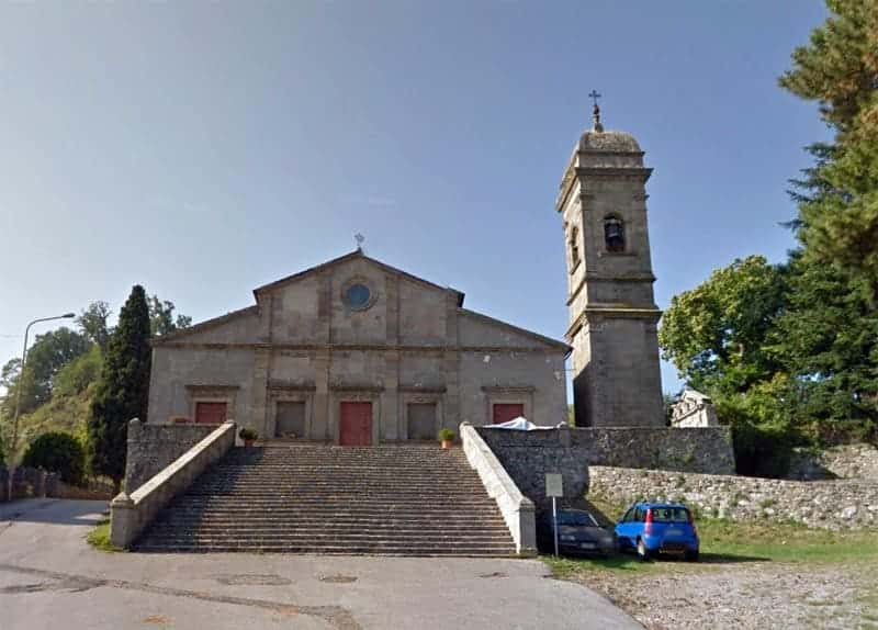 Photo Sanctuary of the Madonna delle Grazie - Arcidosso
